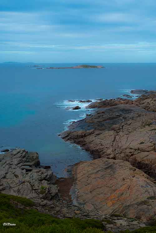 To drive around Esperance is a travellers dream
