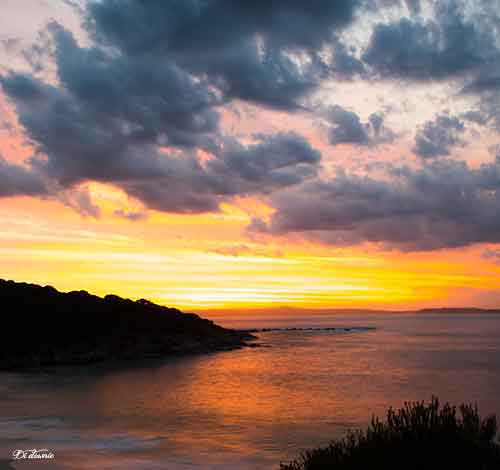 Values give you depth and vision... similar to this deep rich HUGE STUNNING Sunset in Bremer Bay a few weeks ago