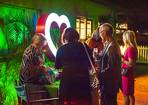 orangutan foundation birthday party