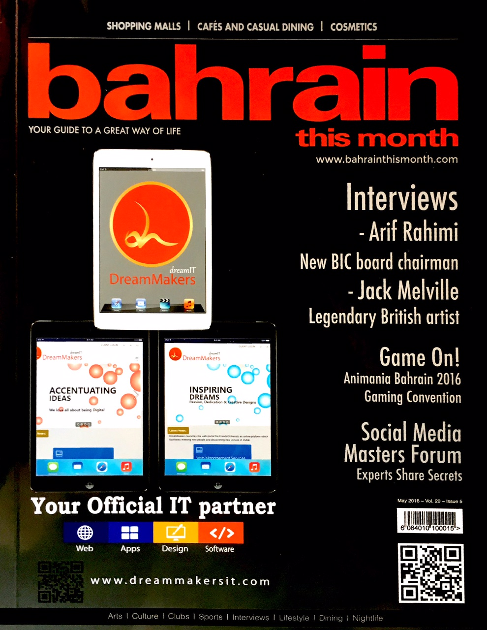 The Magazine Bahrain