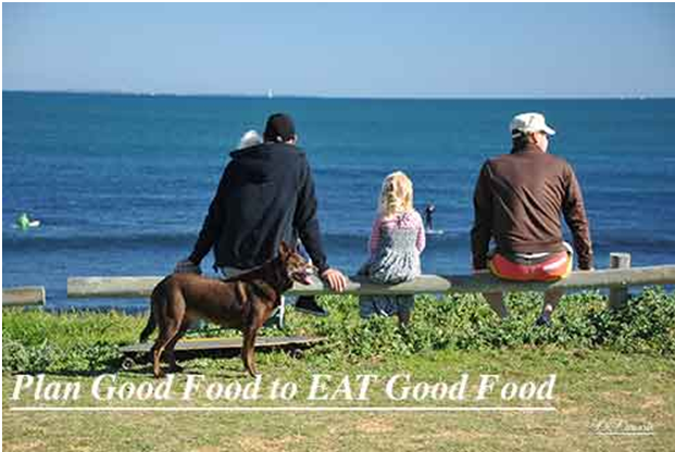 Plan good food to eat good food for your individual health