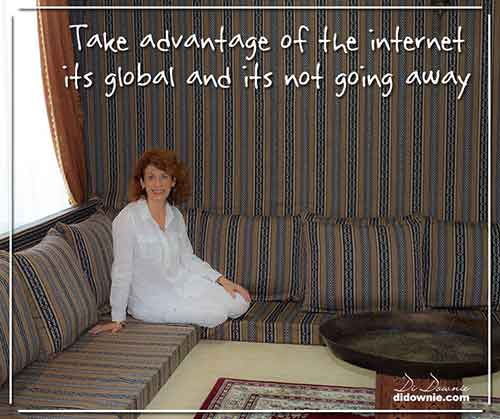 Embracing The World of The INTERNET