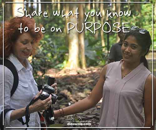 The Difference between Passion and Purpose